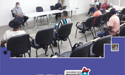 MÁVIO ROCHA CONVERSA COM VEREADOR ISMAEL VIANA SINDICALISTA DE MATÕES DO NORTE