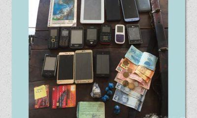Polícia Cívil realiza operação de combate ao tráfico de drogas em Governador Eugênio Barros