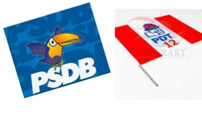 Bandeira dos partidos