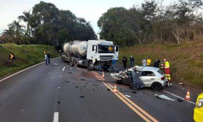 Cinco óbitos e vários acidentes graves marcaram o último domingo (26) nas BRs que cortam o Maranhão