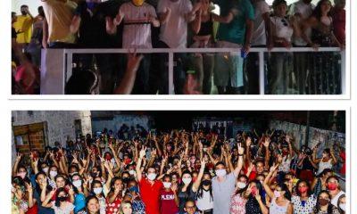 Mistério Público Eleitoral denuncia Prefeito Tema e deputado estadual Fernando Pessoa por propaganda eleitoral antecipada em Tuntum