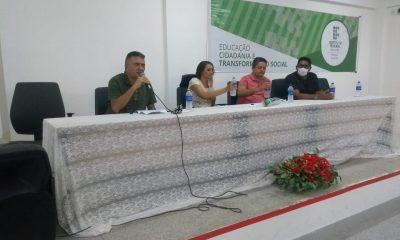 MÁVIO ROCHA CUMPRE AGENDA NO MUNICÍPIO DE ARAIOSES
