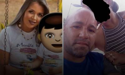 EM LAGO DA PEDRA-MA, ESPOSA MATA O PRÓPRIO MARIDO COM TIRO NAS COSTAS