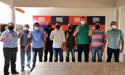 Por união de lideranças na sucessão de Eric Costa, Márcio Jerry vai até Barra do Corda