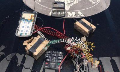 Polícia desativa bomba deixada na pista do aeroporto de Caxias