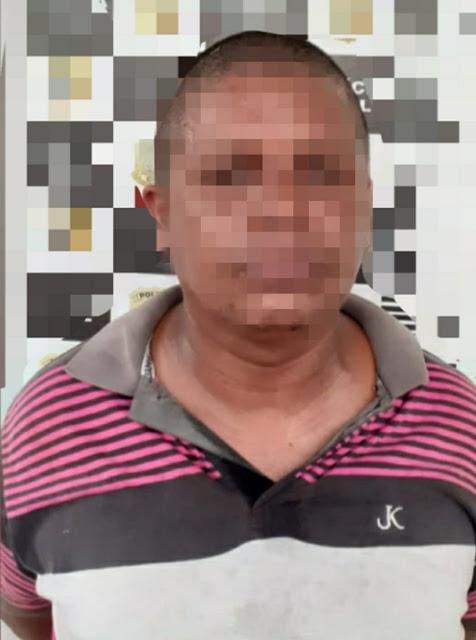 NO INTERIOR DO MARANHÃO, HOMEM É PRESO ACUSADO DE TENTAR MATAR A ESPOSA