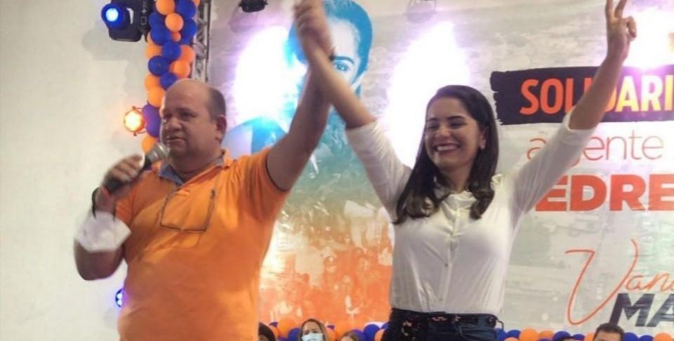 Vanessa Maia e Fred Maia não podem realizar eventos até 26 de setembro em Pedreiras