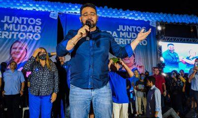 CONVENÇÃO CONFIRMA DR. JÚNIOR COMO CANDIDATO A PREFEITO DE PERITORÓ-MA