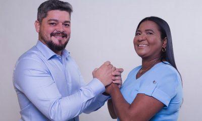 EM SÃO ROBERTO-MA, GILDETE OLEIRO, É ESCOLHIDA PARA SER CANDIDATA A VICE-PREFEITA