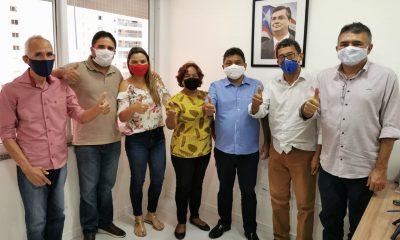 RIBA ARRUDA, EX-PREFEITO, DECLARA APOIO A DR. ENOC LOPES