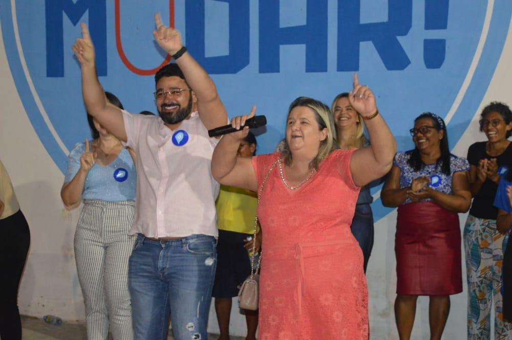 EM PERITORÓ-MA, MAIS DE SEICENTAS MULHERESM PARTICIPAM DO PRIMEIRO ENCONTRO COM DR. JÚNIOR