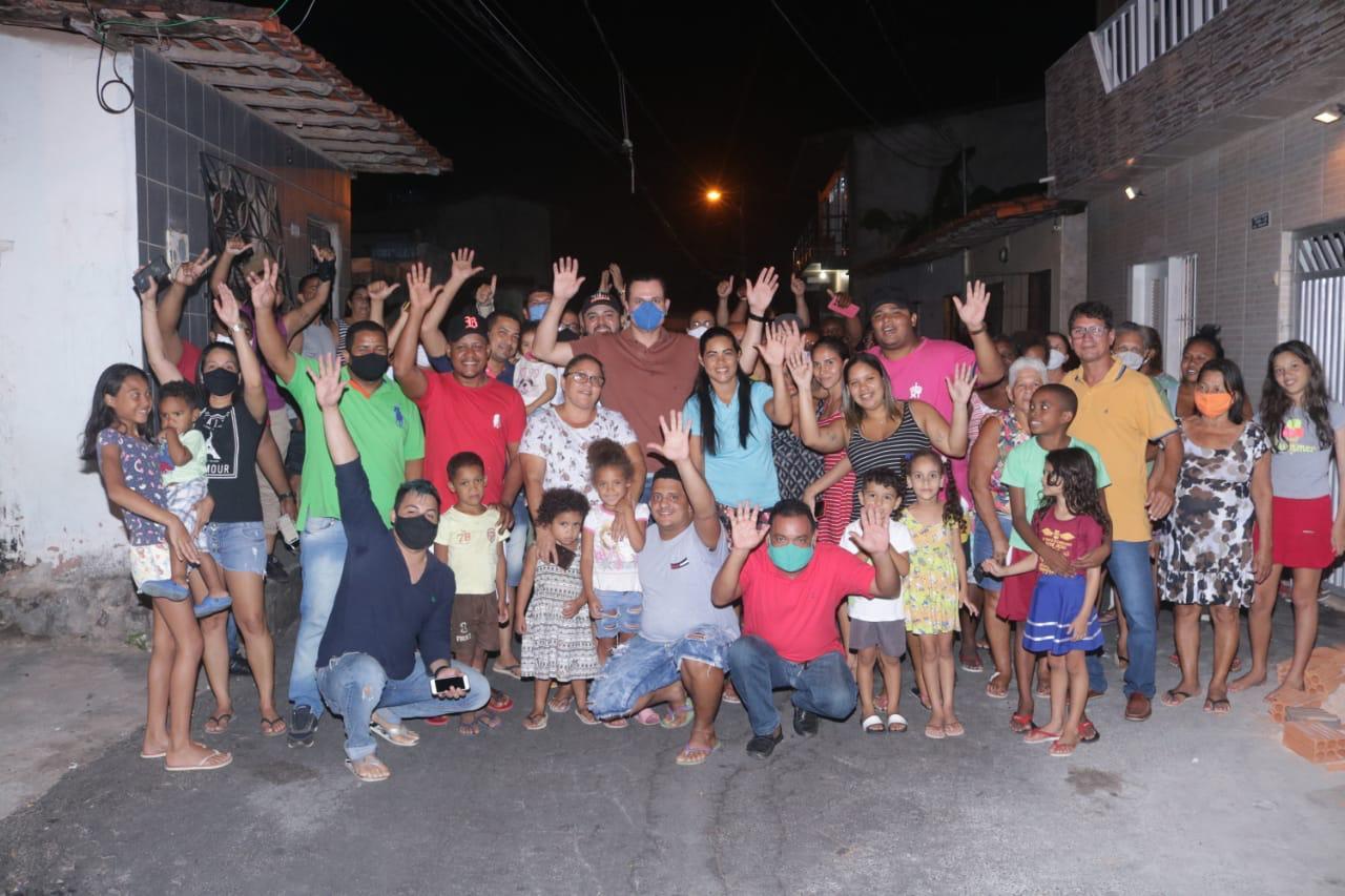 Com trabalho reconhecido, Umbelino Junior ganha apoio nas comunidades