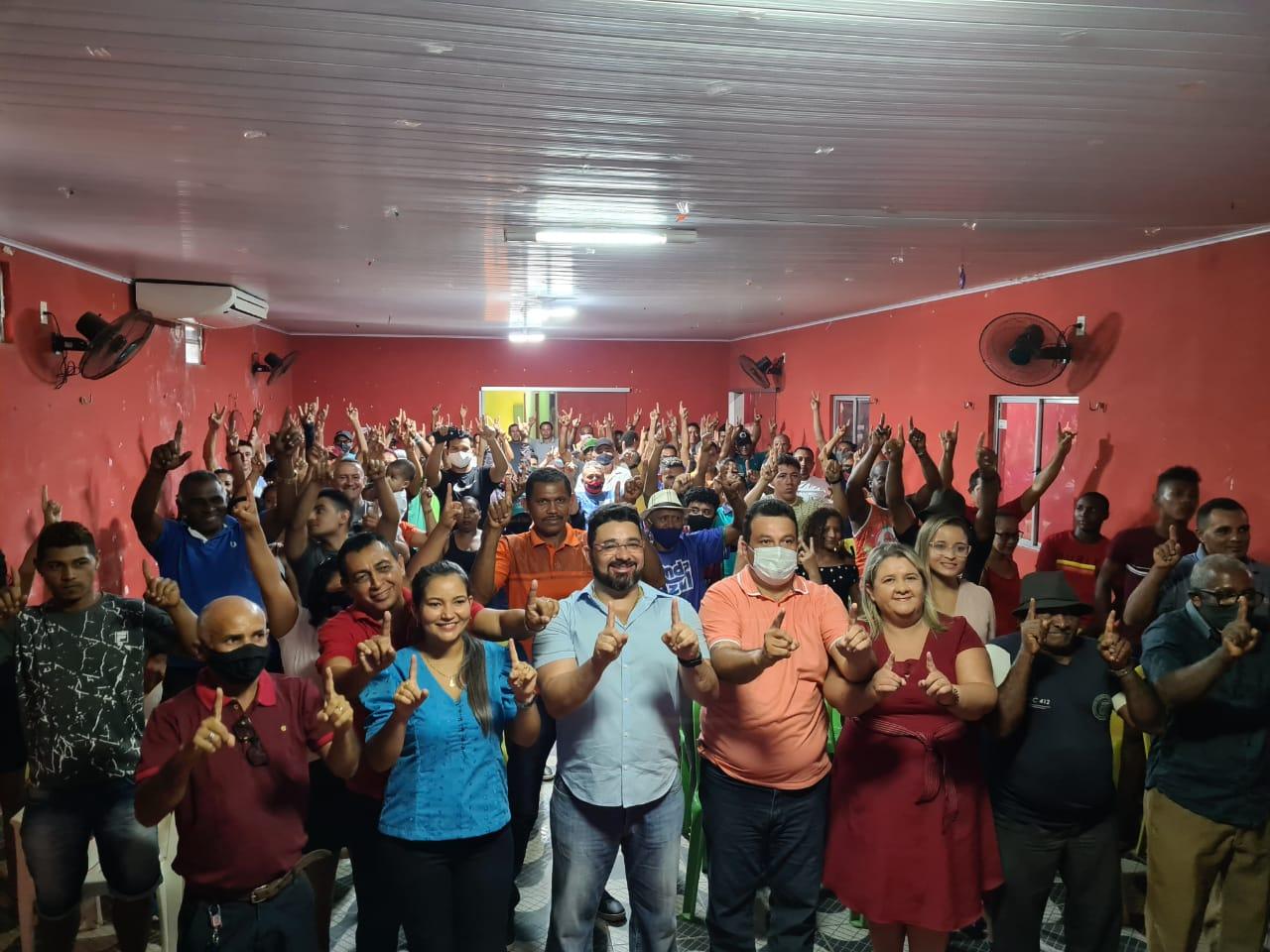 CAMILA DO CHICO MIGUEL LANÇA SUA CANDIDATURA A VEREADORA