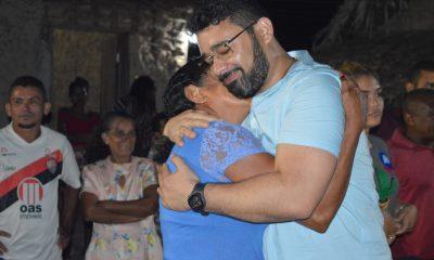 DR. JÚNIOR ENCERRA PRÉ-CAMPANHA COM GRANDE REUNIÃO NO POVOADO MATÕES DA RITA