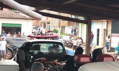 Cinco criminosos morrem em confronto com a polícia no interior do Maranhão