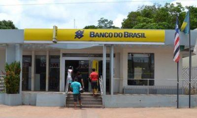 EM LAGO DA PEDRA-MA, BANDIDOS ASSALTAM AGÊNCIA DO BANCO DO BRASIL