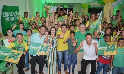 JUVENTUDE LIMA-CAMPENSE DECLARA APOIO A ESTEVINHO E MARTA LIMA