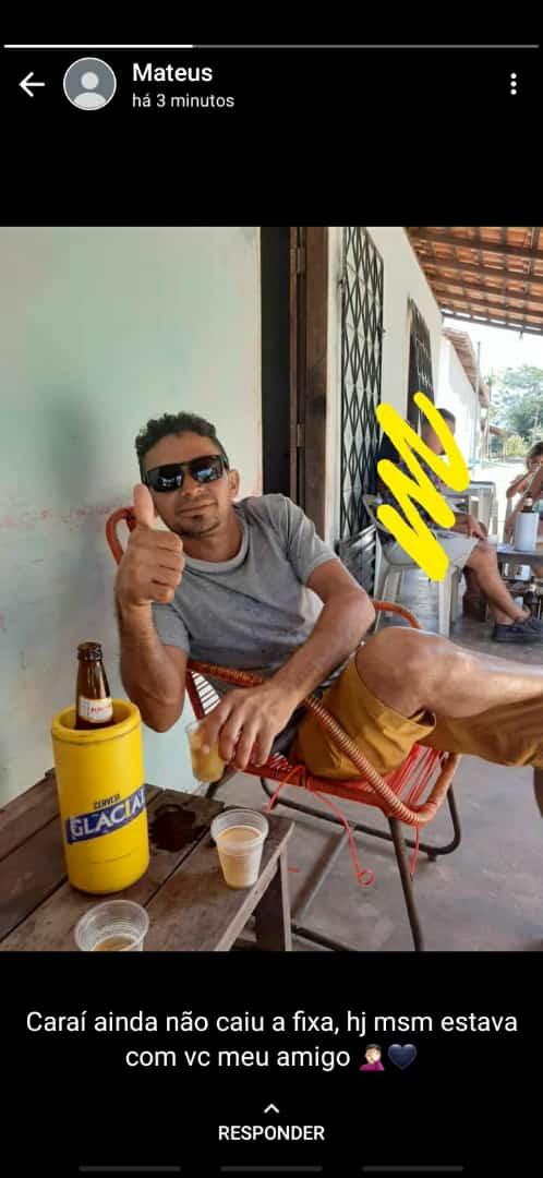EM PERITORÓ-MA, ACIDENTE COM MOTO UMA PESSOA MORTA E OUTRA FERIDA