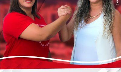 Ex-presidente Lula grava vídeo em apoio a Léia Pereira