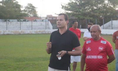 Durante o encontro, Umbelino reforçou que irá continuar apoiando o programa para que as atividades continuem sendo realizadas.