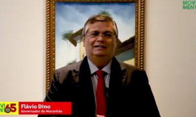 ELEÇÕES 2020: FLÁVIO DINO DECLARA APOIO PARA DR. JÚNIOR. VEJA OS VÍDEOS