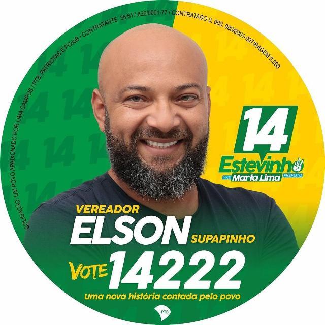 VEJA A MENSAGEM DE ELSON SUPAPINHO AOS SEUS ELEITORES