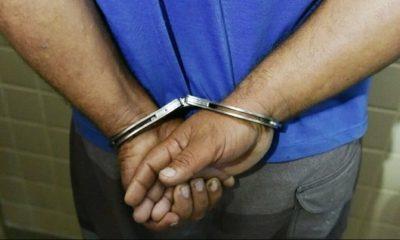 Padrasto é preso por estuprar a enteada em Açailândia-MA