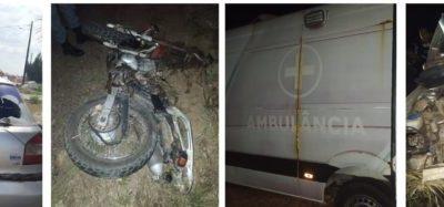 Colisão frontal na BR 316 resulta em três mortos no Maranhão