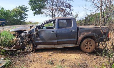 Colisões frontais resultam em mais duas mortes em rodovias federais no Maranhão