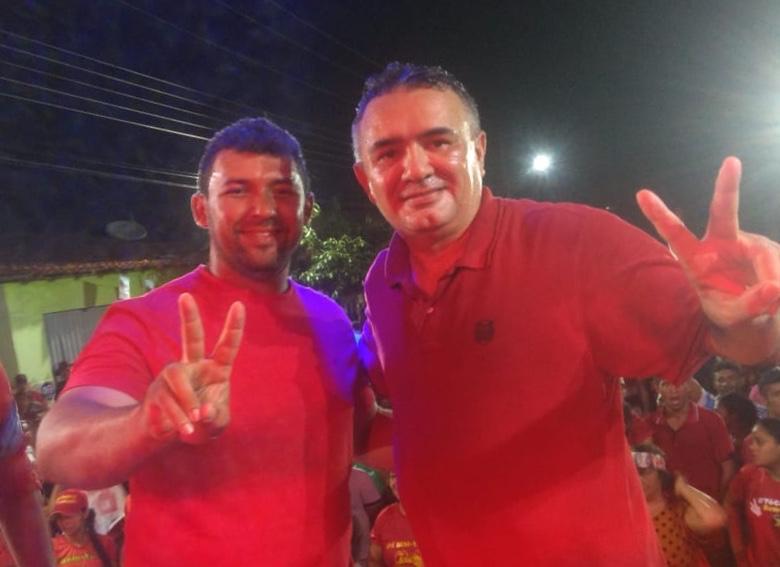 Mávio Rocha e Fagner Moura