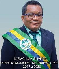 Pe. Jozias, prefeito de Peritoró-MA, foi denunciado por ter divulgado pesquisa sem prévio registro, ou seja pesquisa falsa.