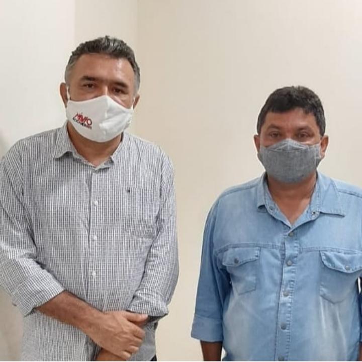 Márcio Jerry e Mávio Rocha viabilizam Água para Peritoró, São Raimundo do Doca Bezerra, Paulo Ramos e Marajá do Sena