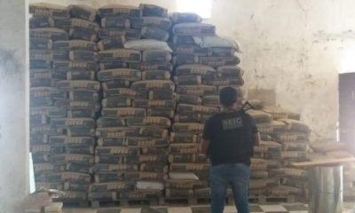 Em Alto Alegre do Maranhão, preso empresário suspeito de comprar carga de 640 sacos de cimento roubada