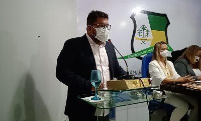 O vereador Léo da Assistência, em sua participação na 3° Sessão Ordinária da Câmara Municipal, no último dia (15), apresentou um importante requerimento e indicação.