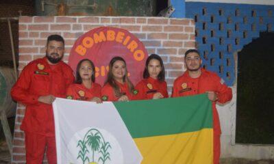 Na noite do último sábado, 22 de maio, nas dependências da Cerâmica Mayara, que fica localizada no centro de Peritoró-MA, aconteceu a cerimônia de formatura de cinco Bombeiro Civil.