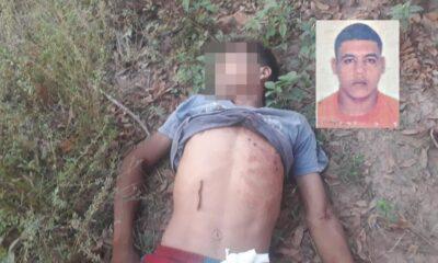 O corpo de Domingos Ferreira Silva, de 23 anos, foi encontrado no bairro Sete Casas, em Timbiras, com uma perfuração do lado esquerdo do peito provocada por um disparo de arma de fogo.