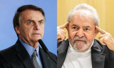 Jair Bolsonaro perde em todos os cenários pesquisados.