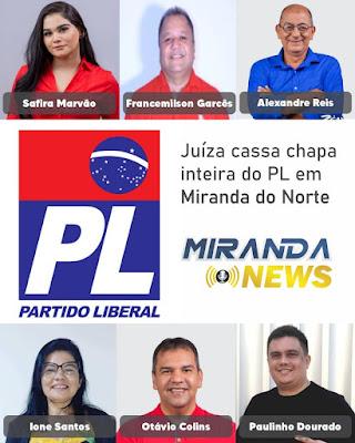 Segundo a denúncia protocolada após o resultado das eleições de 2020, o partido colocou candidaturas laranjas com o intuito apenas de preencher a quota para mulheres.