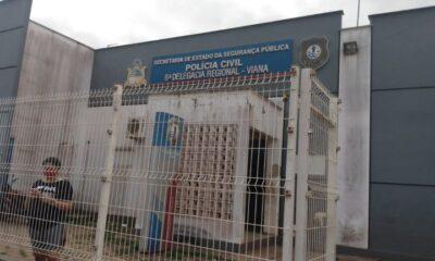 Mesaque Veloso Ferreira, ex-vereador (Mesaque do Povo) ecandidatono ano passado emPenalva, e o filho dele, que não teve o nome divulgado, foram presos preventivamente na última terça-feira (7)
